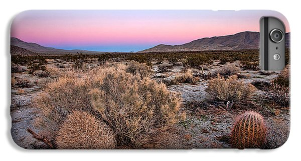 Desert iPhone 6 Plus Case - Desert Twilight by Peter Tellone