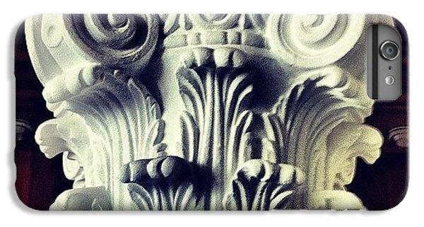 Design iPhone 6 Plus Case - #details Of A Decorational #pillar by Sascha  Buchholz