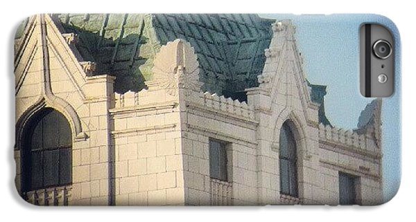 Detail iPhone 6 Plus Case - Details Of The Pittsfield  by Jill Tuinier