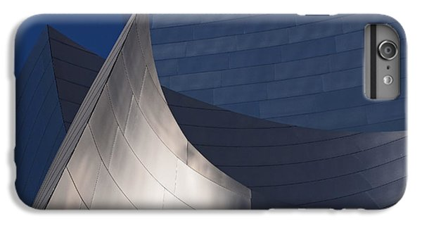 Landmarks iPhone 6 Plus Case - Disney Hall Abstract by Rona Black