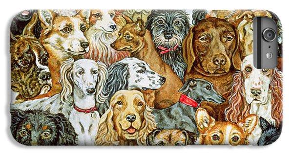 Dog Spread IPhone 6 Plus Case
