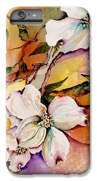 Dogwood In Spring Colors IPhone 6 Plus Case