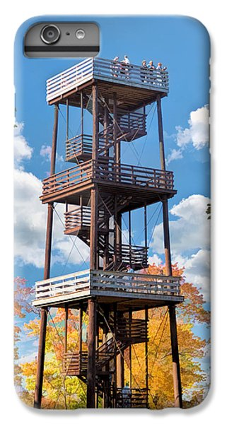 Door County Eagle Tower Peninsula State Park IPhone 6 Plus Case