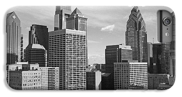 Downtown Philadelphia IPhone 6 Plus Case