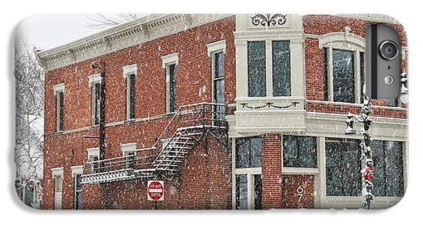 Whitehouse iPhone 6 Plus Case - Downtown Whitehouse  7031 by Jack Schultz