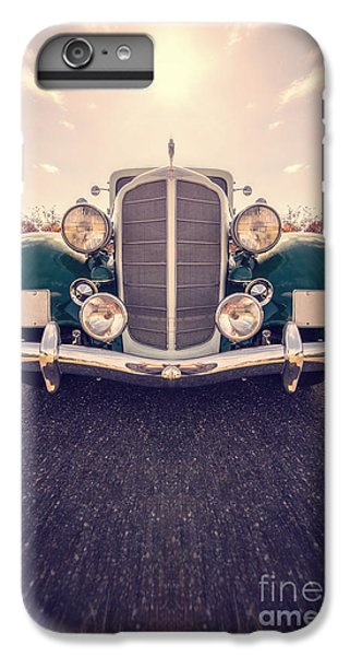 Car iPhone 6 Plus Case - Dream Car by Edward Fielding
