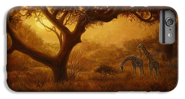 Africa iPhone 6 Plus Case - Dreamland by Lucie Bilodeau