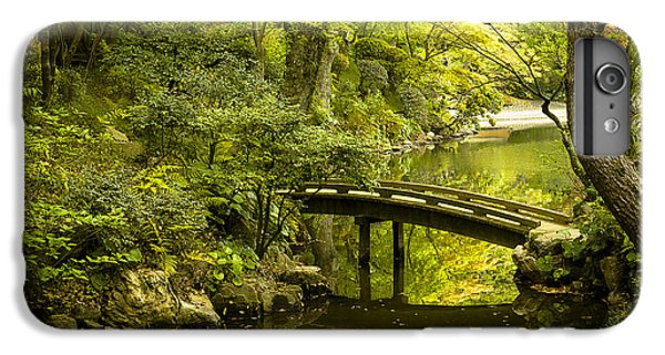 Dreamy Japanese Garden IPhone 6 Plus Case by Sebastian Musial