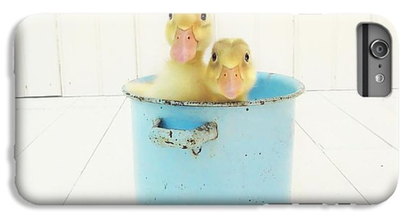 Duck Soup IPhone 6 Plus Case by Amy Tyler