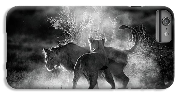 Africa iPhone 6 Plus Case - Dust by Jaco Marx