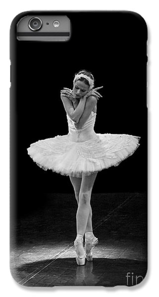 Dying Swan 5. IPhone 6 Plus Case