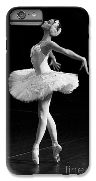 Dying Swan I. IPhone 6 Plus Case