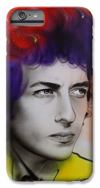 Bob Dylan - ' Dylan ' IPhone 6 Plus Case
