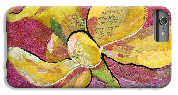 Orchid iPhone 6 Plus Case - Early Spring Iv Daffodil Series by Shadia Derbyshire