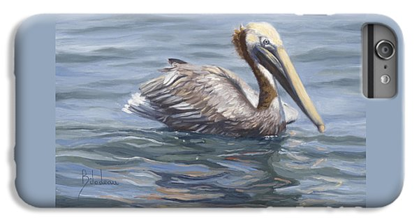 Pelican iPhone 6 Plus Case - Easy Morning by Lucie Bilodeau