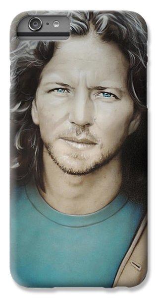 Eddie Vedder IPhone 6 Plus Case