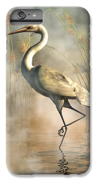 Egret IPhone 6 Plus Case