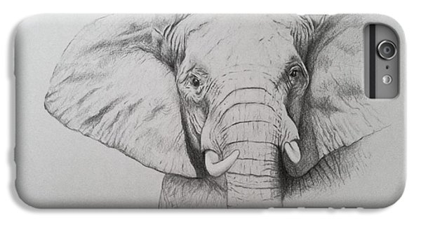 Elephant IPhone 6 Plus Case