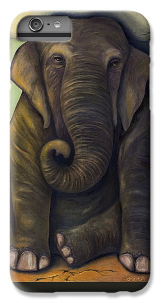 Elephant In The Room IPhone 6 Plus Case