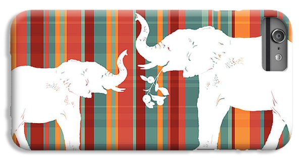 Elephants Share IPhone 6 Plus Case