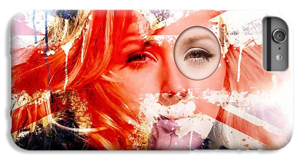 Ellie Goulding IPhone 6 Plus Case