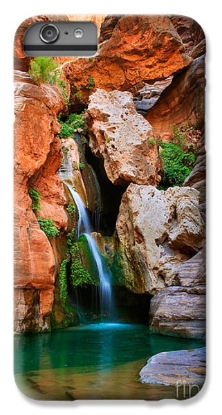 Elves Chasm IPhone 6 Plus Case by Inge Johnsson