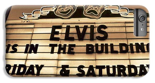 Elvis Is In IPhone 6 Plus Case