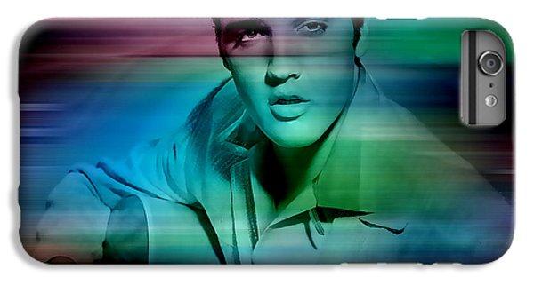 Elvis IPhone 6 Plus Case by Marvin Blaine