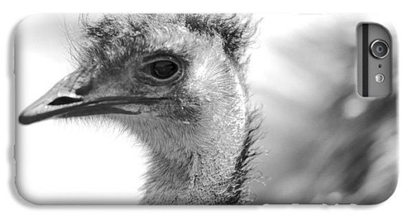 Emu - Black And White IPhone 6 Plus Case