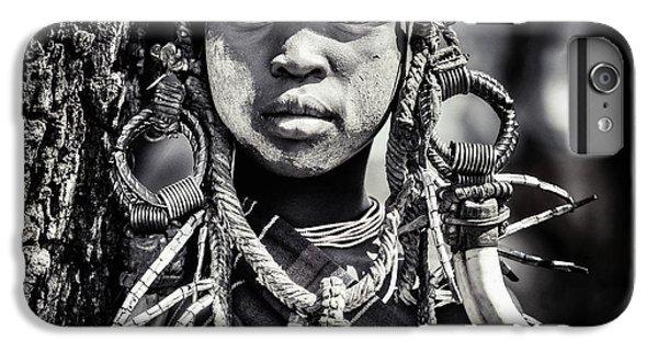 Africa iPhone 6 Plus Case - Enigma by Piet Flour