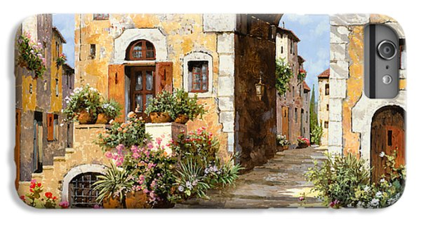 Landscape iPhone 6 Plus Case - Entrata Al Borgo by Guido Borelli