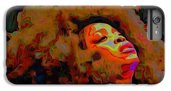 Erykah Badu IPhone 6 Plus Case