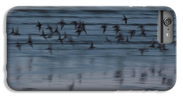 IPhone 6 Plus Case featuring the photograph Evening Abstract by Alex Lapidus
