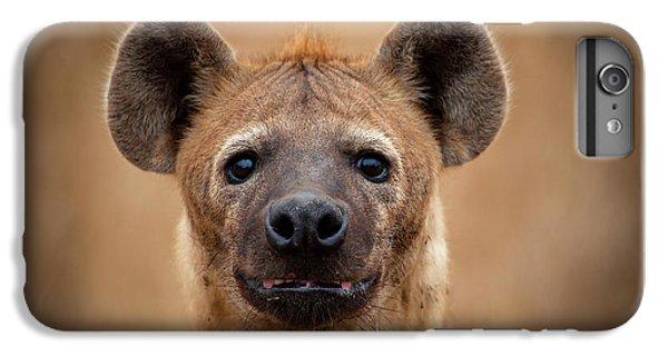 Africa iPhone 6 Plus Case - Eye Contact by Mario Moreno