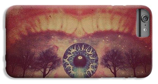 Edit iPhone 6 Plus Case - eye #dropicomobile #filtermania by Tatyanna Spears