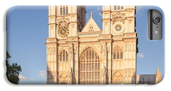 Facade Of A Cathedral, Westminster IPhone 6 Plus Case by Panoramic Images