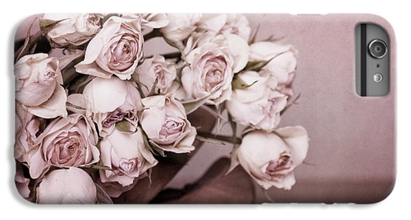 Rose iPhone 6 Plus Case - Fade Away by Priska Wettstein