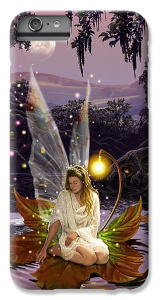 Fairy Princess IPhone 6 Plus Case by Garry Walton