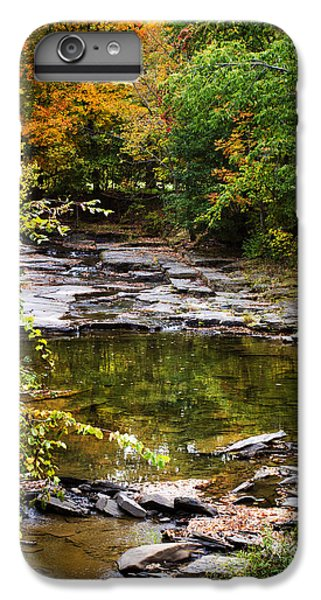 Fall Creek IPhone 6 Plus Case by Christina Rollo