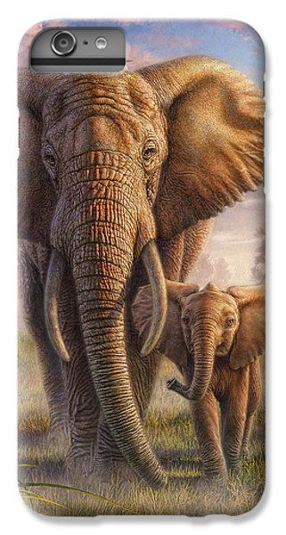 Family Stroll IPhone 6 Plus Case
