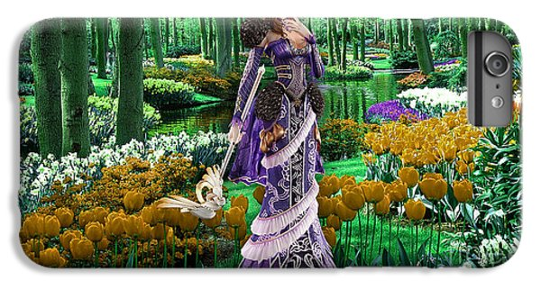Fantasy Garden IPhone 6 Plus Case