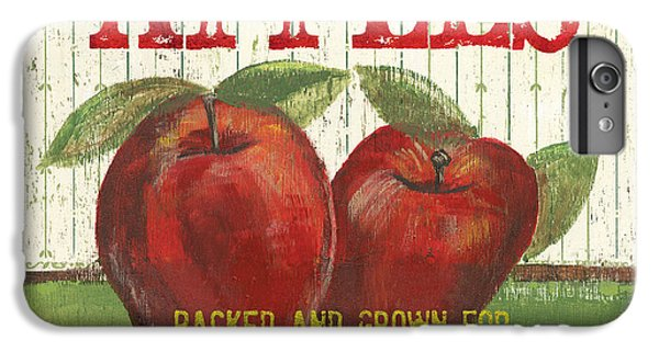 Farm Fresh Fruit 3 IPhone 6 Plus Case by Debbie DeWitt