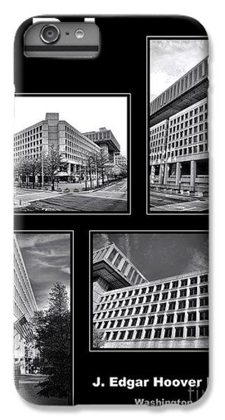 Fbi Poster IPhone 6 Plus Case by Olivier Le Queinec