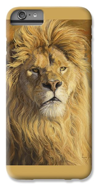 Fearless - Detail IPhone 6 Plus Case by Lucie Bilodeau