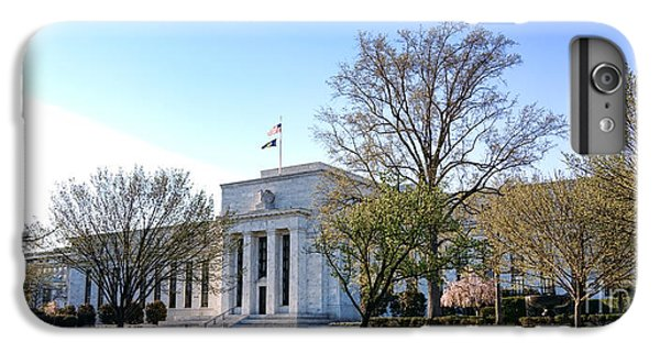 Federal Reserve Building IPhone 6 Plus Case by Olivier Le Queinec
