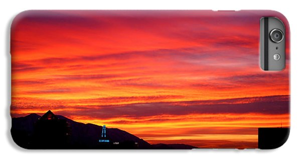 Fiery Sunset IPhone 6 Plus Case