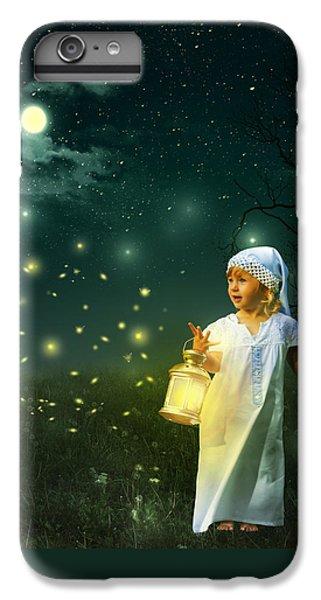 Fireflies IPhone 6 Plus Case by Linda Lees