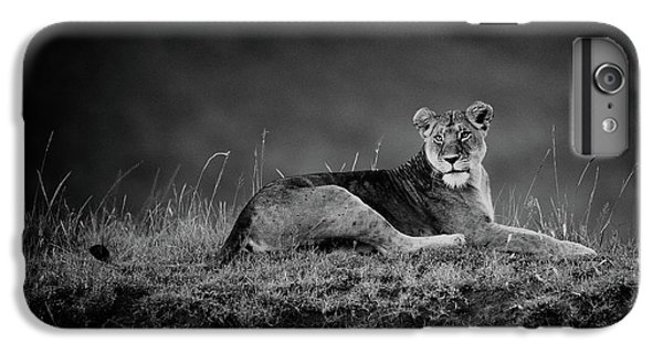 Africa iPhone 6 Plus Case - First Lady by Mohammed Alnaser