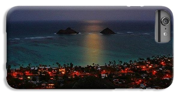 Bestoftheday iPhone 6 Plus Case - First Night Hike Above Lanikai. #hawaii by Brian Governale