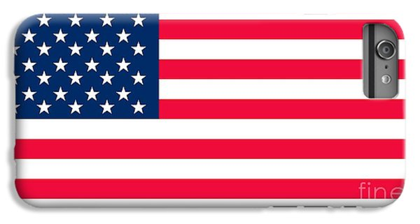 Flag Of The United States Of America IPhone 6 Plus Case